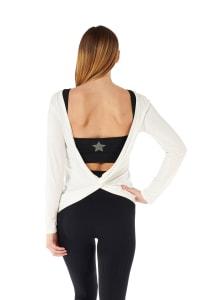 Liberty Long Sleeve Top - Back