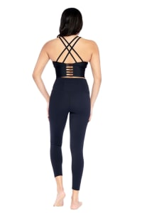 Empowerment Legging - Black - Back