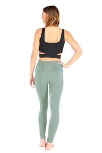 Honor Legging - Mint - Back