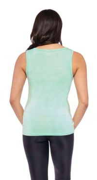 Spread Love Top - Mint - Back