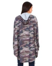 Marissa Jacket - Camouflage - Back