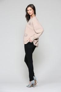 Serena Sweater - Back
