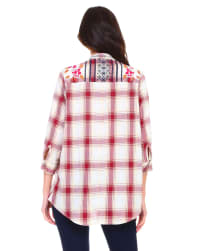 Penelope Embroidered Shirt - Back