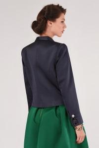 CLOSET GOLD Single Button Jacket - Back