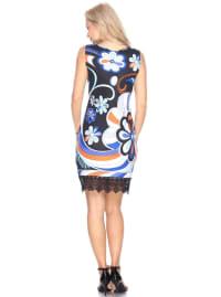 Grecia Sleeveless Tunic Bodycon Dress - Back