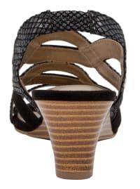 Kenta Wedge Sandal - Back
