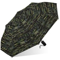 Nicole Miller Rain Umbrella - Camouflage - Back