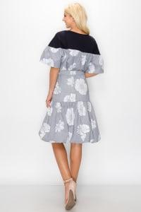 Wynne Bubble Skirt - Back