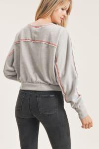 Flash Dancin' Pullover - Back