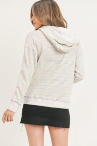 Painted Threads Hoodie - Back