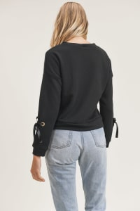 Jinnie Pullover - Back