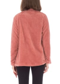 One Button Sherpa - Back