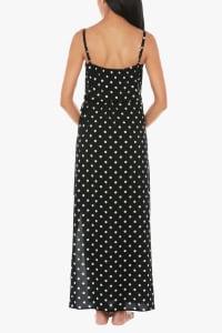 Tahari Sweet Spot Maxi Dress - Back