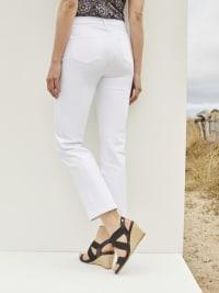 Westport Signature 5 Pocket Straight Leg Jean - Back