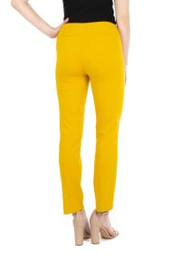 Pull On Pant With Slimming Details - Back