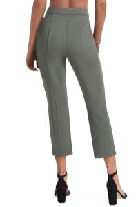 Isaac Mizrahi Pull On Slim Leg Pant - Back
