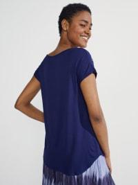 Westport Puff Print Placement Tee Shirt - Back