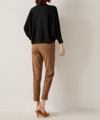 Tie Front Soft Cardigan - Back