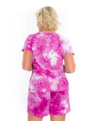 Sports Elle Take Comfort Short Raglan Sleeve - Back