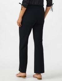 Roz & Ali Secret Agent Tummy Control Pants - Average Length - Navy - Back