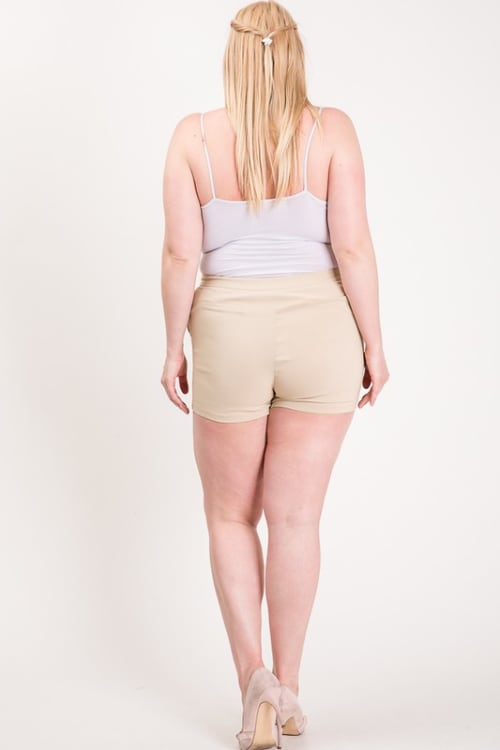 Hot Shorts For Hot Summer Days - Back