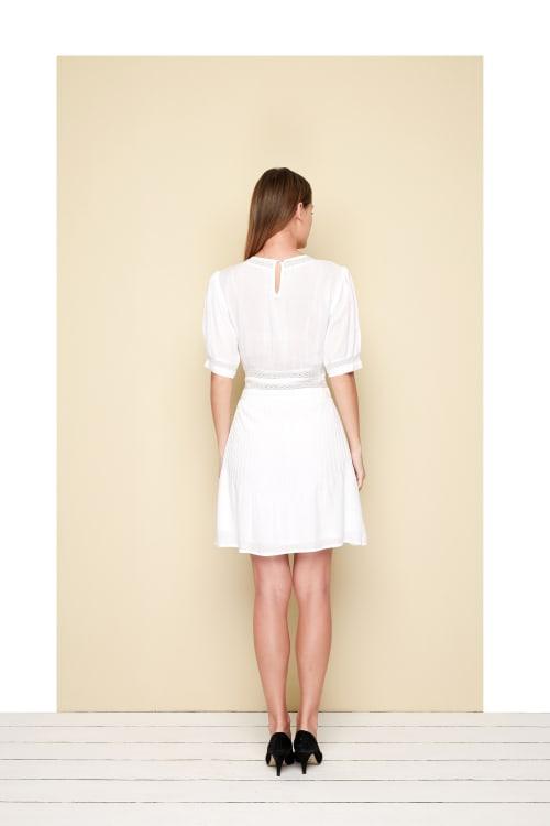 Lire Mini Dress - Back