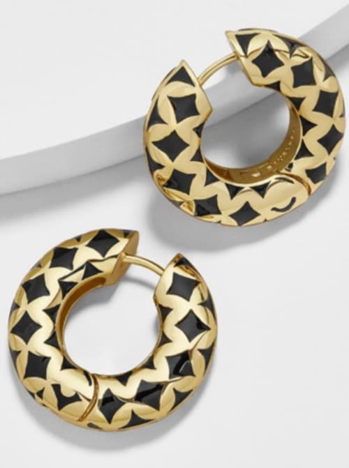Ely Earrings - Back