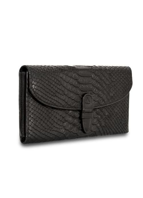 Wealthy Leather Wallet - Back