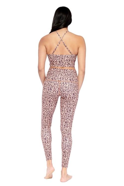 Freedom Cheetah Legging - Back