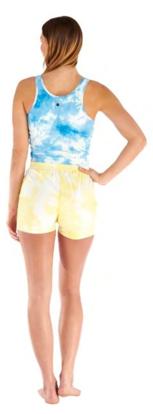Tie Dye Shorts - Back