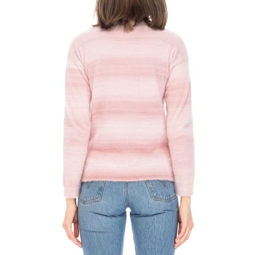Crewneck Sweater - Plus - Back