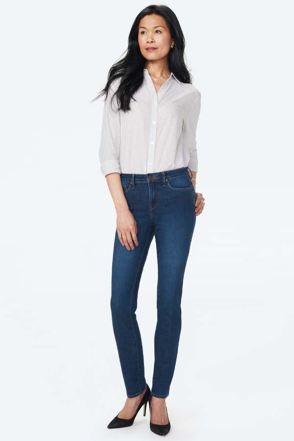 NYDJ Alina Legging - Cooper - Front