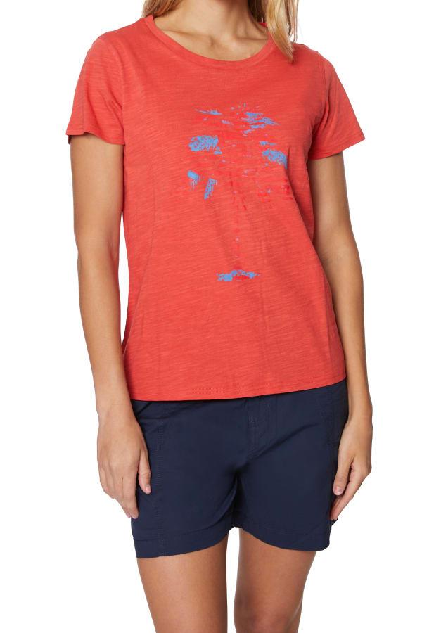 Caribbean Joe® Screen Print Knit T-Shirt