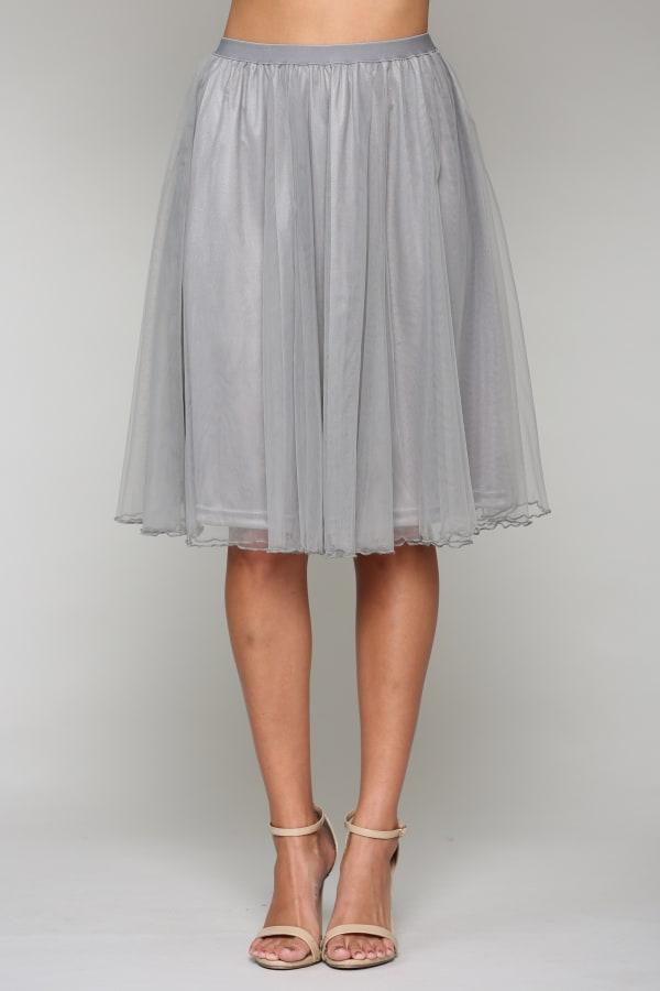 Mia Tulle Skirt