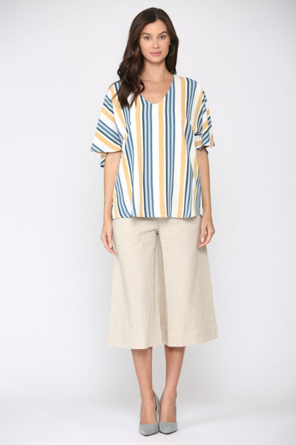 Windelle Stripe Top