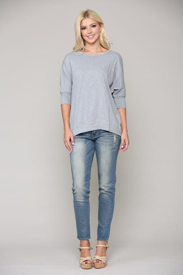 Gaia Cotton Top