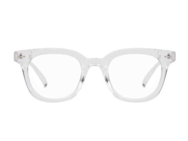Clear Square Frame Glasses