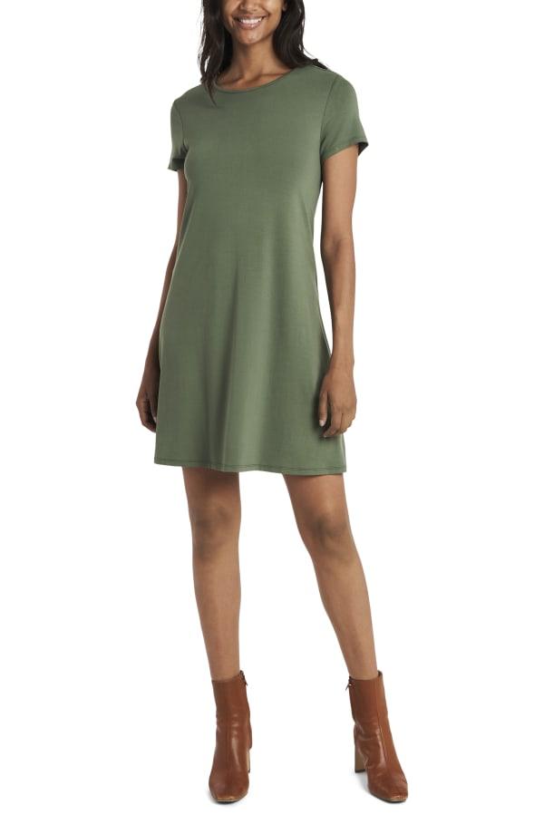 Classic Tee Shirt Dress