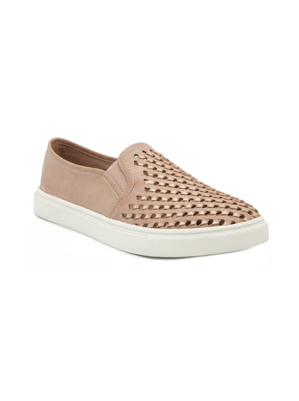 Willis Slip-On Sneaker - Honey Blush - Front