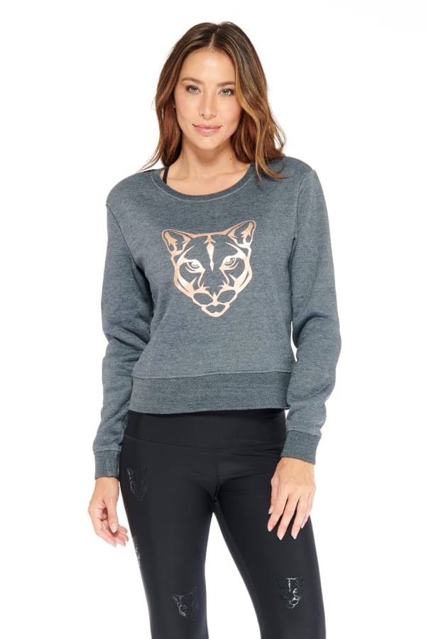 Kendall Panther Sweater
