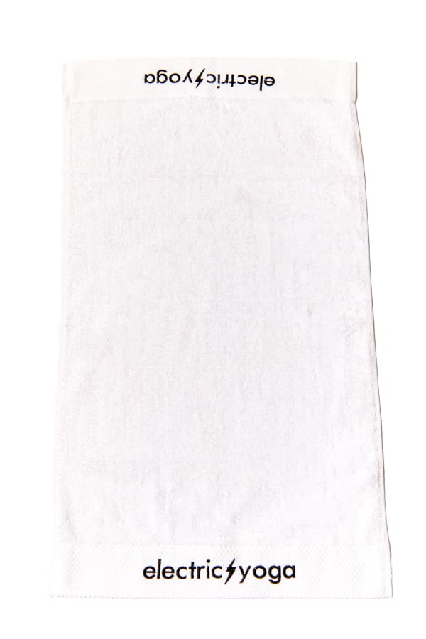 Legacy Sweat Towel - White - Front