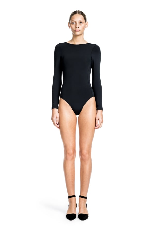 Shade Suit - Black - Front