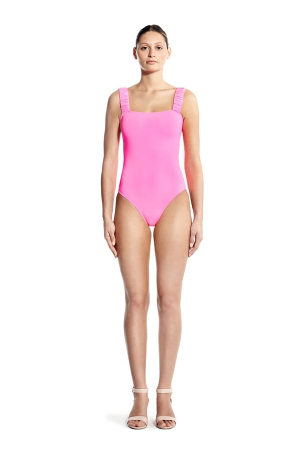 Scrunchie One Piece - Candy - Front