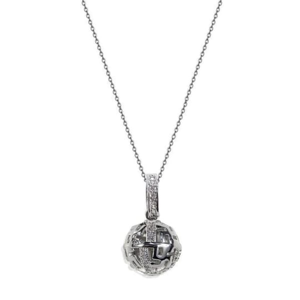 Courage Stainless Steel Necklace