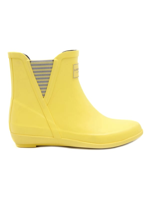 Piccadilly Rain Boots - Yellow - Front