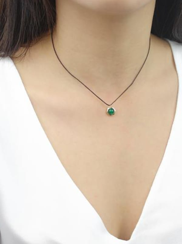 14K Gold Filled Anti-Anxiety Necklace
