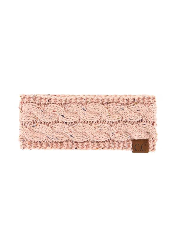 CC® Confetti Head Wrap - Indi Pink - Front