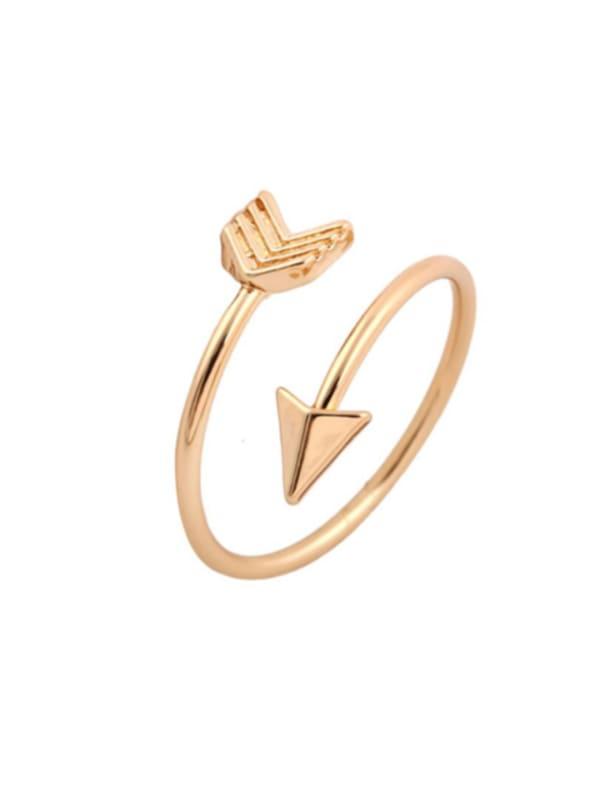Delicate Arrow Ring