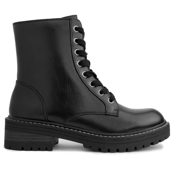 Kaedy Combat Boots