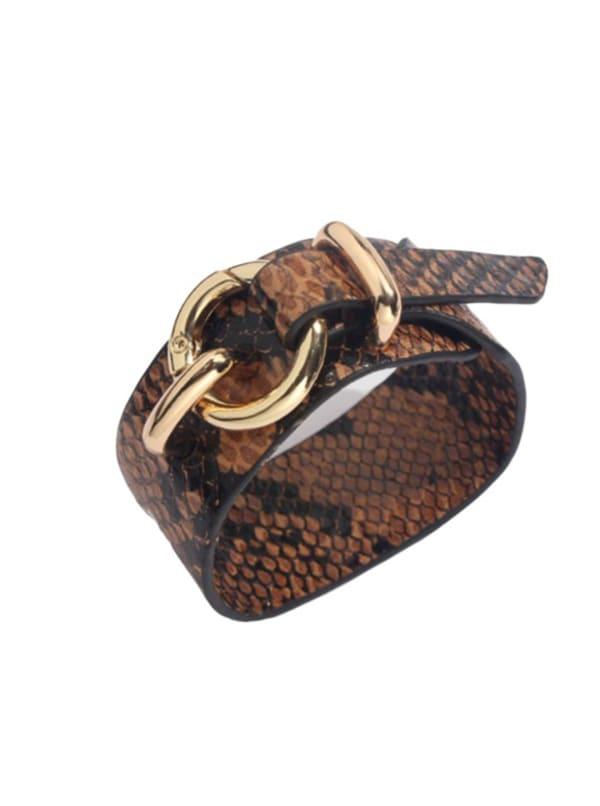 Round Lock Bracelet